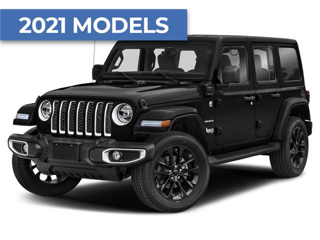 2021 Jeep Wrangler 4xe (PHEV) Sahara (Stk: M1257) in Hamilton - Image 1 of 9
