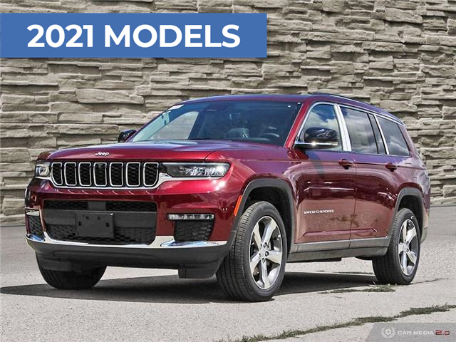2021 Jeep Grand Cherokee L Limited (Stk: M1253) in Hamilton - Image 1 of 29