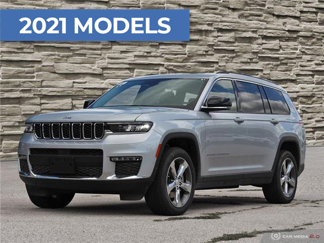 2021 Jeep Grand Cherokee L Limited (Stk: M1252) in Hamilton - Image 1 of 30
