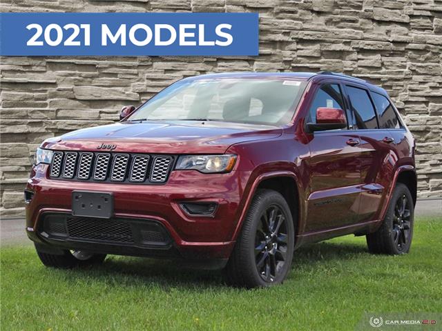 2021 Jeep Grand Cherokee Laredo (Stk: M1245) in Hamilton - Image 1 of 28