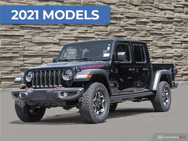 2021 Jeep Gladiator Rubicon (Stk: M1247) in Hamilton - Image 1 of 29