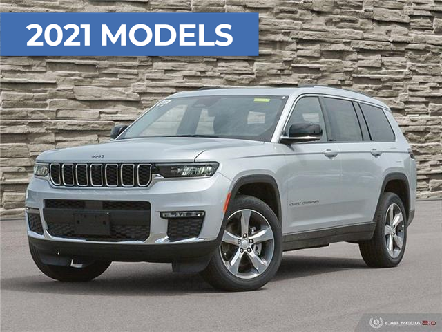 2021 Jeep Grand Cherokee L Limited (Stk: M2194) in Welland - Image 1 of 27
