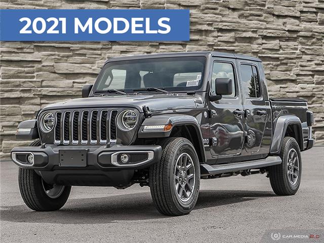 2021 Jeep Gladiator Overland (Stk: M1262) in Hamilton - Image 1 of 30