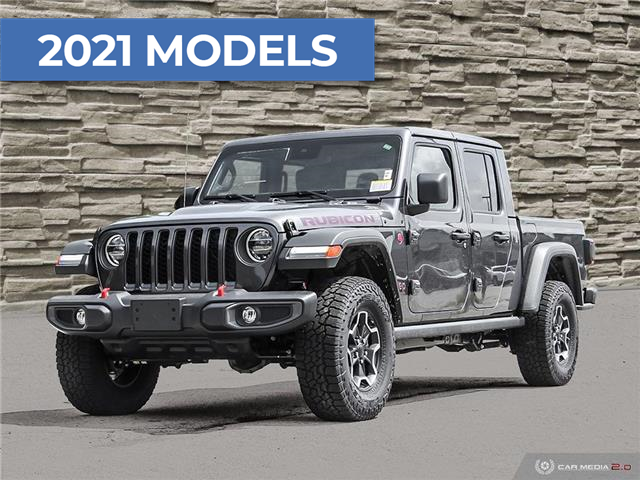 2021 Jeep Gladiator Rubicon (Stk: M1275) in Hamilton - Image 1 of 27