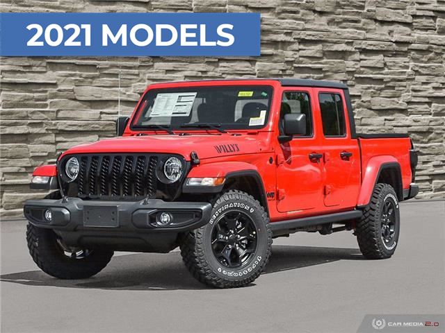 2021 Jeep Gladiator Sport S (Stk: M2232) in Welland - Image 1 of 27