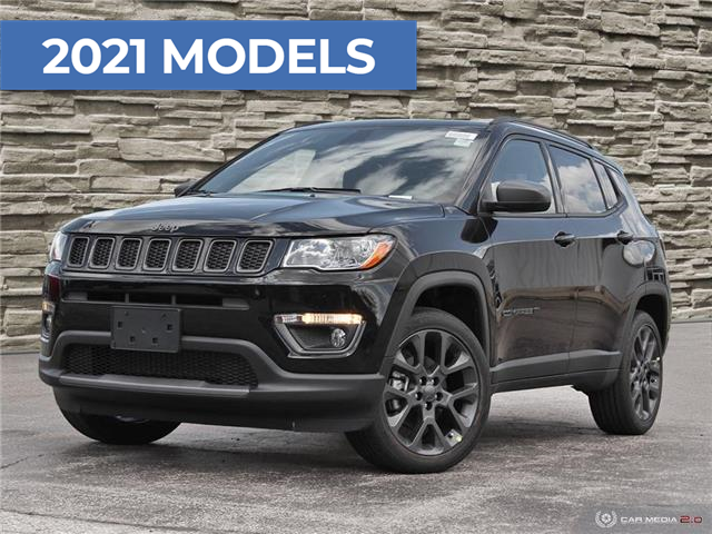 2021 Jeep Compass North (Stk: J4388) in Brantford - Image 1 of 27