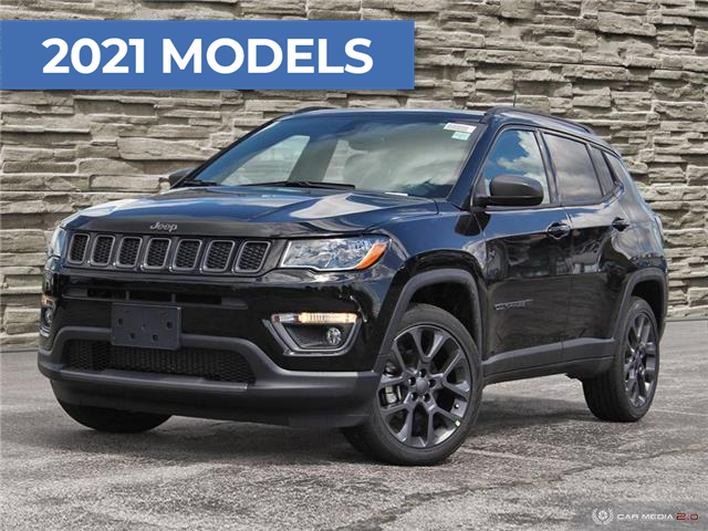 2021 Jeep Compass North (Stk: J4387) in Brantford - Image 1 of 27