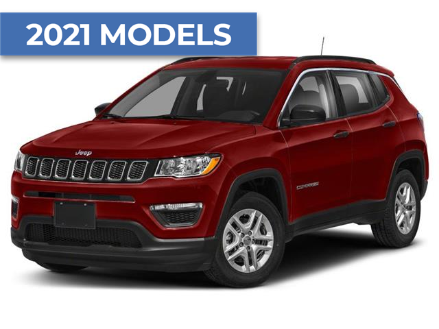 2021 Jeep Compass North (Stk: M2258) in Welland - Image 1 of 18