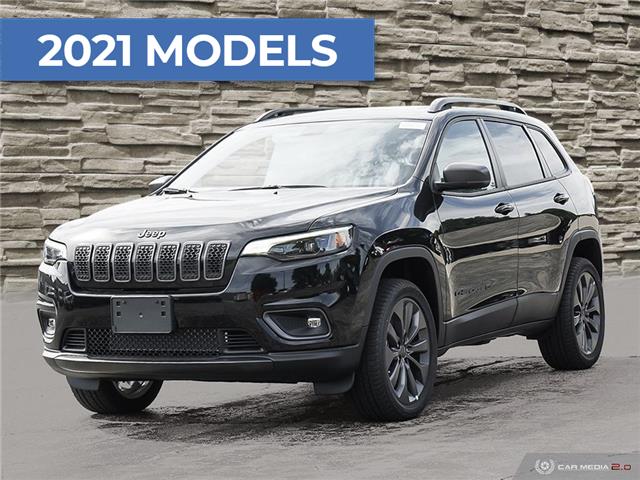 2021 Jeep Cherokee North (Stk: M1289) in Hamilton - Image 1 of 28