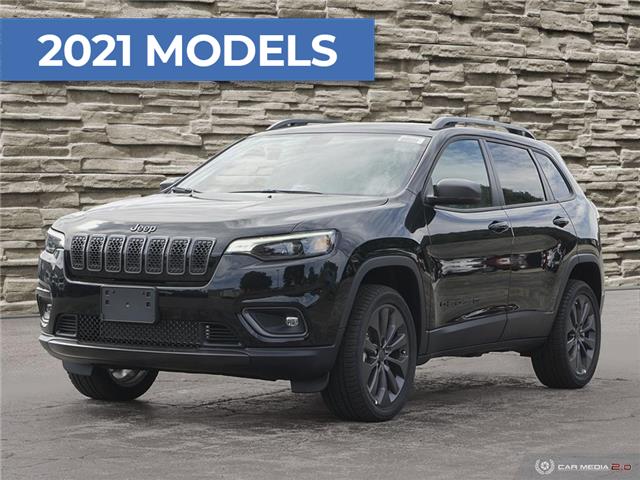 2021 Jeep Cherokee North (Stk: M1284) in Hamilton - Image 1 of 28