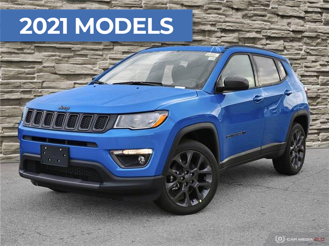 2021 Jeep Compass North (Stk: J4390) in Brantford - Image 1 of 27