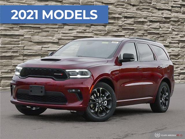 2021 Dodge Durango R/T (Stk: M2281) in Welland - Image 1 of 27