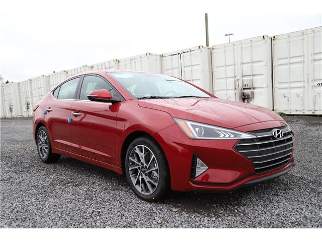 2020 Hyundai Elantra Luxury (Stk: R05162) in Ottawa - Image 1 of 10