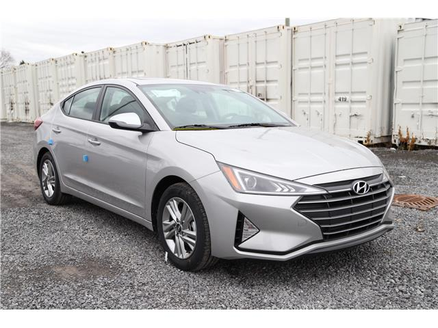 2020 Hyundai Elantra Preferred w/Sun & Safety Package (Stk: R05365) in Ottawa - Image 1 of 10