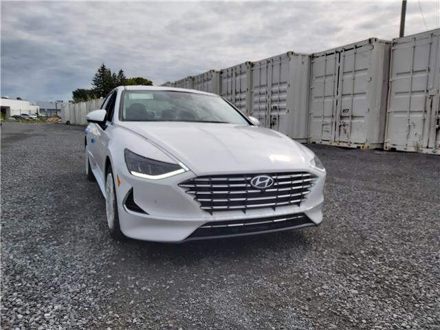2020 Hyundai Sonata Hybrid Ultimate (Stk: R06664) in Ottawa - Image 1 of 15