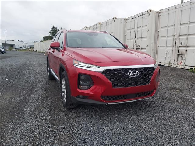 2020 Hyundai Santa Fe Essential 2.4  w/Safety Package (Stk: R06158) in Ottawa - Image 1 of 16