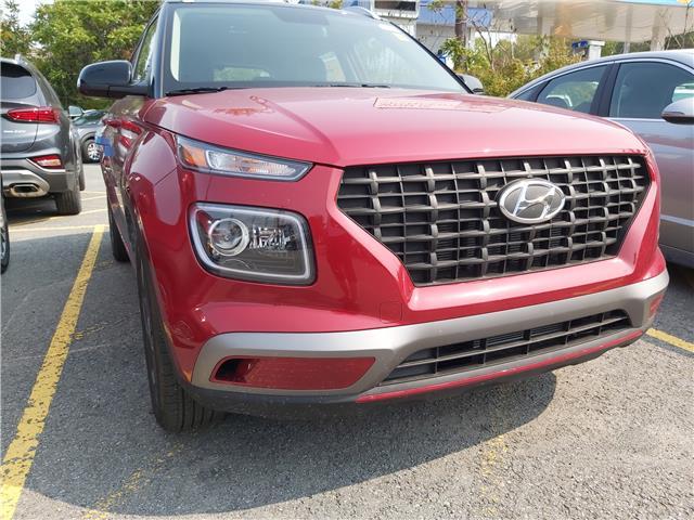 2020 Hyundai Venue Trend w/Urban PKG - Black Interior (IVT) (Stk: R06638) in Ottawa - Image 1 of 13