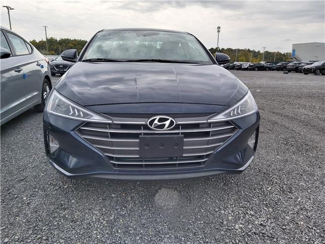 2020 Hyundai Elantra Preferred w/Sun & Safety Package (Stk: R05110) in Ottawa - Image 1 of 12