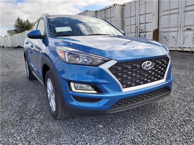 2021 Hyundai Tucson Preferred (Stk: R10155) in Ottawa - Image 1 of 12