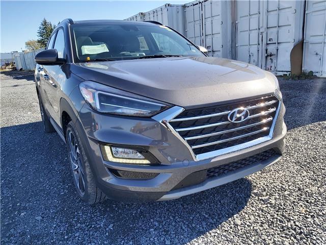 2021 Hyundai Tucson Ultimate (Stk: R10076) in Ottawa - Image 1 of 12