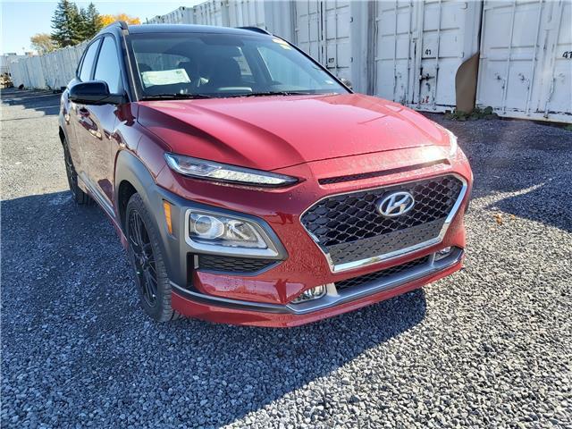 2021 Hyundai Kona 1.6T Urban Edition (Stk: R10143) in Ottawa - Image 1 of 12
