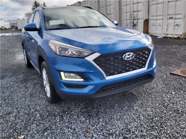2021 Hyundai Tucson Preferred w/Sun & Leather Package (Stk: R10086) in Ottawa - Image 1 of 12