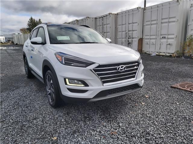 2021 Hyundai Tucson Ultimate (Stk: R10157) in Ottawa - Image 1 of 12