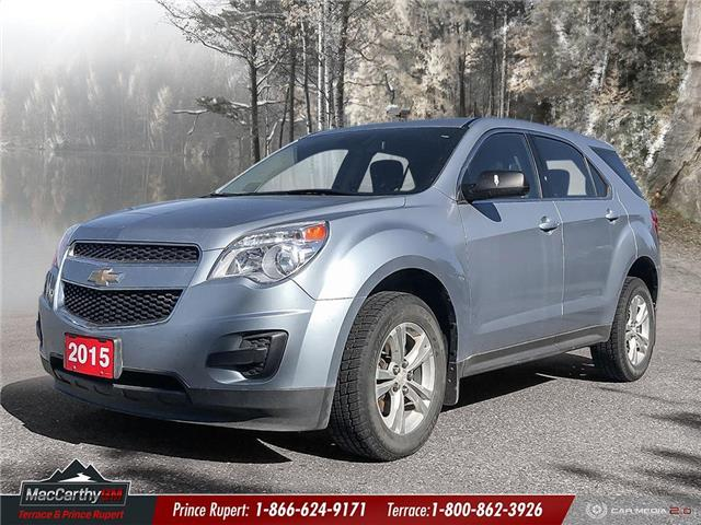 2015 Chevrolet Equinox LS (Stk: TF6352601) in Terrace - Image 1 of 18