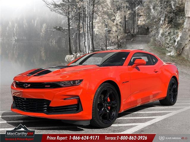 2020 Chevrolet Camaro 1SS (Stk: CL0140622) in Terrace - Image 1 of 17