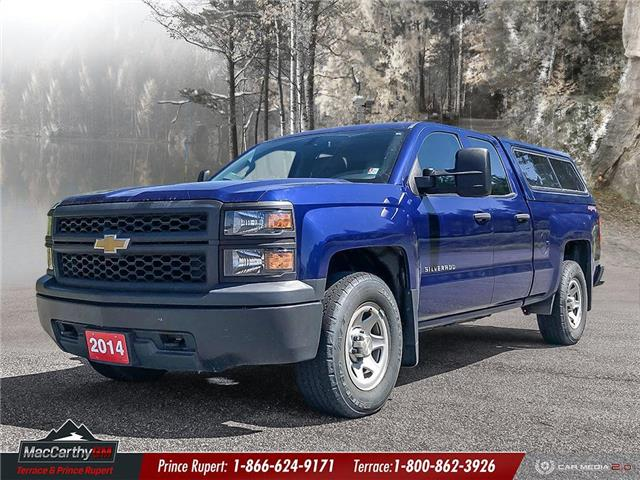 2014 Chevrolet Silverado 1500  (Stk: TEZ142491) in Terrace - Image 1 of 14