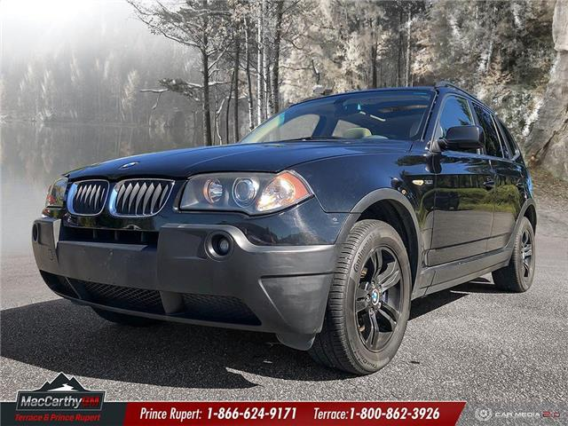 2004 BMW X3 3.0i (Stk: T4WA64785) in Terrace - Image 1 of 20