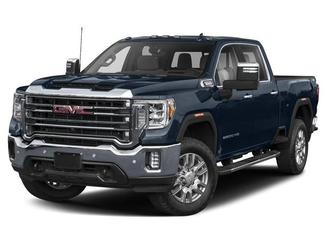 2020 GMC Sierra 3500HD AT4 (Stk: TLF329859) in Terrace - Image 1 of 8
