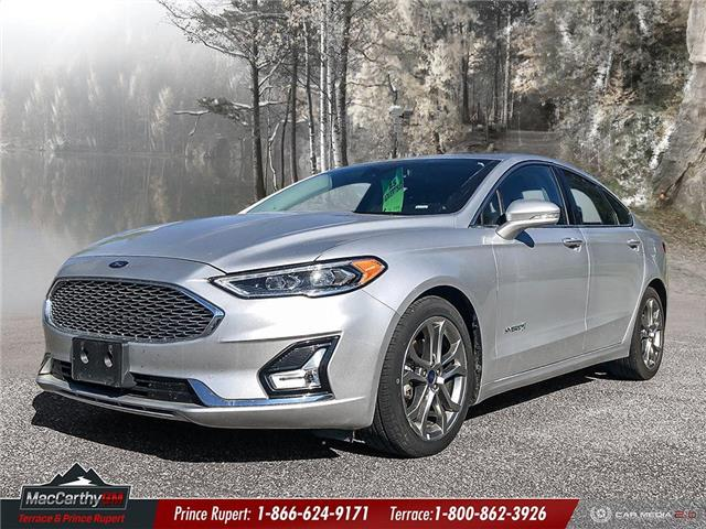 2019 Ford Fusion Hybrid Titanium (Stk: CKR190996) in Terrace - Image 1 of 20