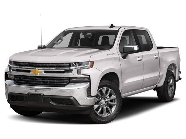 2021 Chevrolet Silverado 1500 Silverado Custom Trail Boss (Stk: FMG103580) in Terrace - Image 1 of 9