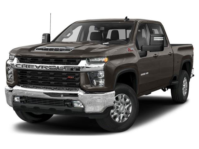 2020 Chevrolet Silverado 3500HD Work Truck (Stk: TLF347420) in Terrace - Image 1 of 9
