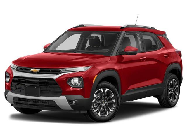 2021 Chevrolet TrailBlazer LT (Stk: TMB046351) in Terrace - Image 1 of 9