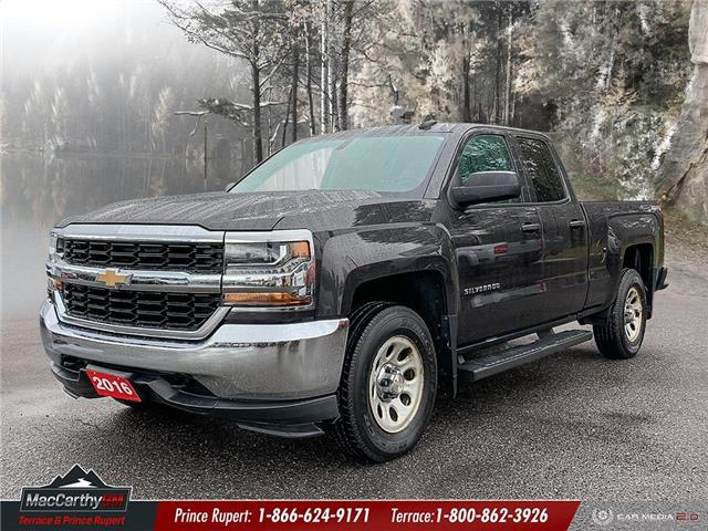 2016 Chevrolet Silverado 1500  (Stk: TGZ138985) in Terrace - Image 1 of 13