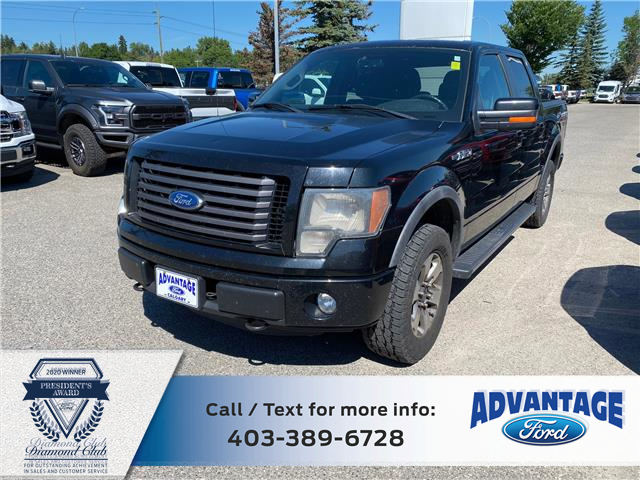 2011 Ford F-150 FX4 (Stk: L-1192A) in Calgary - Image 1 of 22
