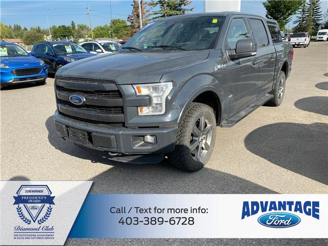 2016 Ford F-150 Lariat (Stk: L-847A) in Calgary - Image 1 of 25