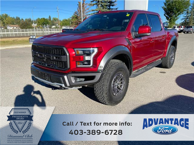 2019 Ford F-150 Raptor (Stk: L-403A) in Calgary - Image 1 of 26