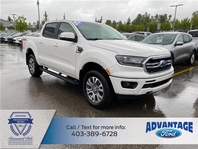 2020 Ford Ranger Lariat (Stk: L-881A) in Calgary - Image 1 of 24