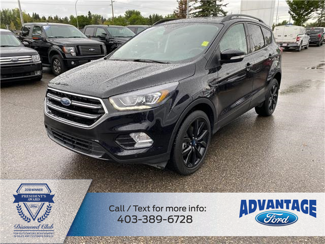 2019 Ford Escape Titanium (Stk: 5717) in Calgary - Image 1 of 25