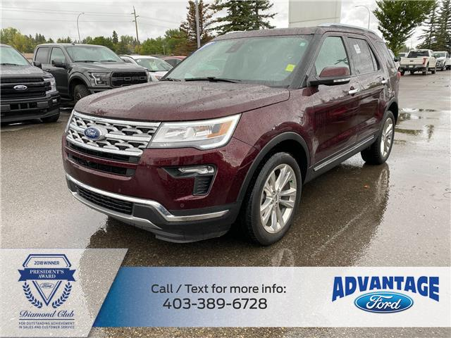 2019 Ford Explorer Limited (Stk: 5727) in Calgary - Image 1 of 27