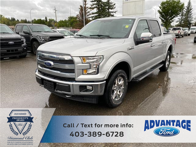 2017 Ford F-150 Lariat (Stk: L-986A) in Calgary - Image 1 of 26