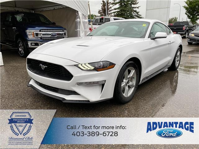 2018 Ford Mustang EcoBoost (Stk: K-1657A) in Calgary - Image 1 of 23