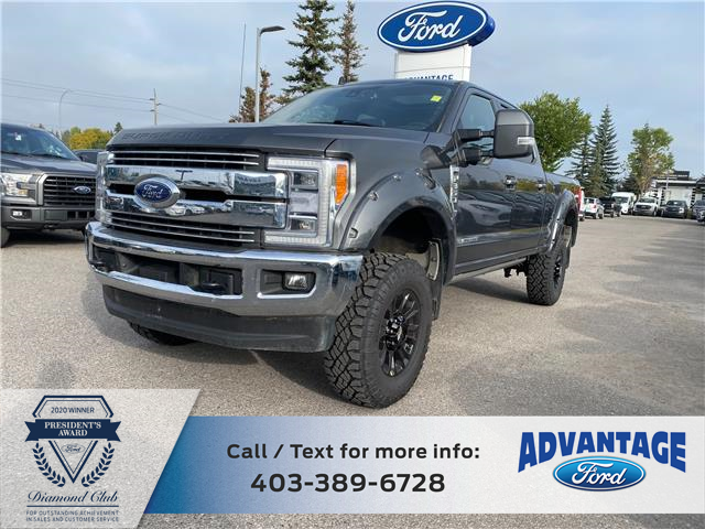 2019 Ford F-350 Lariat (Stk: L-1344A) in Calgary - Image 1 of 22