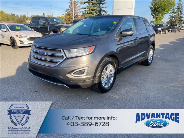 2016 Ford Edge SEL (Stk: 5711) in Calgary - Image 1 of 25