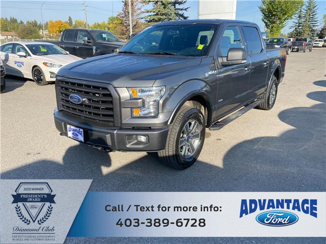 2016 Ford F-150 XLT (Stk: L-1063A) in Calgary - Image 1 of 21