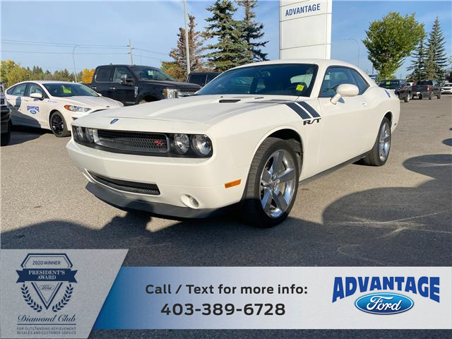 2010 Dodge Challenger R/T (Stk: L-1088B) in Calgary - Image 1 of 23