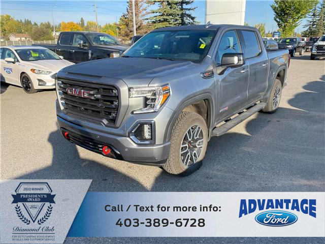 2019 GMC Sierra 1500 AT4 (Stk: L-1171A) in Calgary - Image 1 of 26